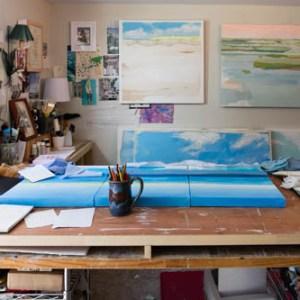 Inside the Studio with Karin Olah