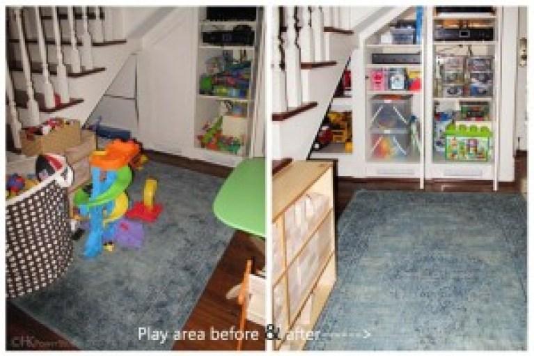 Playful Organizing
