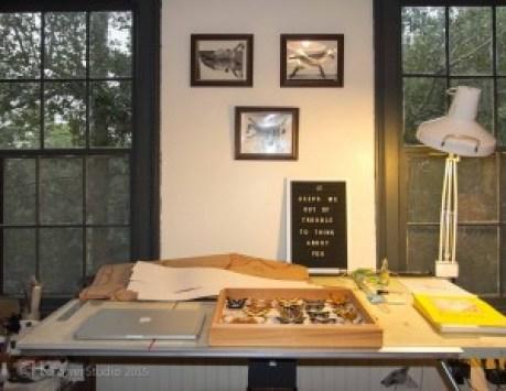 Artist Drafting Studio