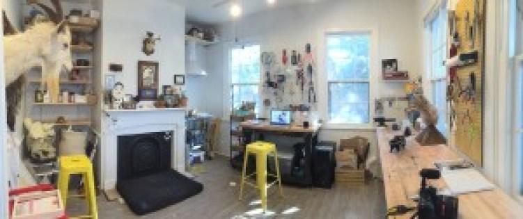 Taxidermy Artist Studio
