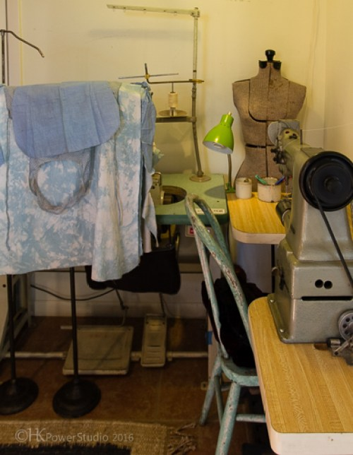 Sewing station-studio