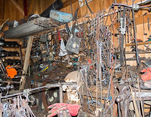 metalwork studio