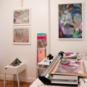 Art Studio Organizing with Lala Abaddon