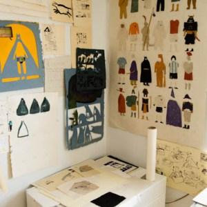 Case Jernigan's Organized Studio