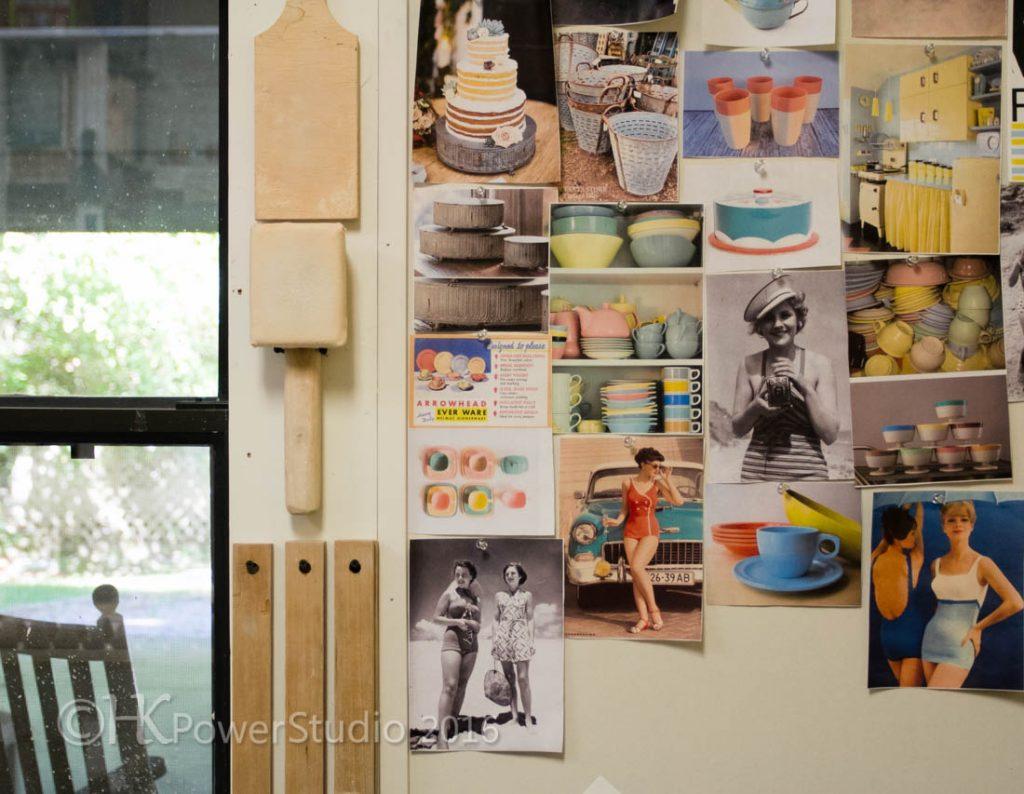 Austion Riddle's Arrowmont Studio