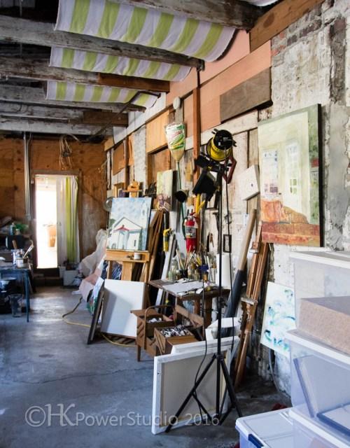 2016 Artist Studio Round Up