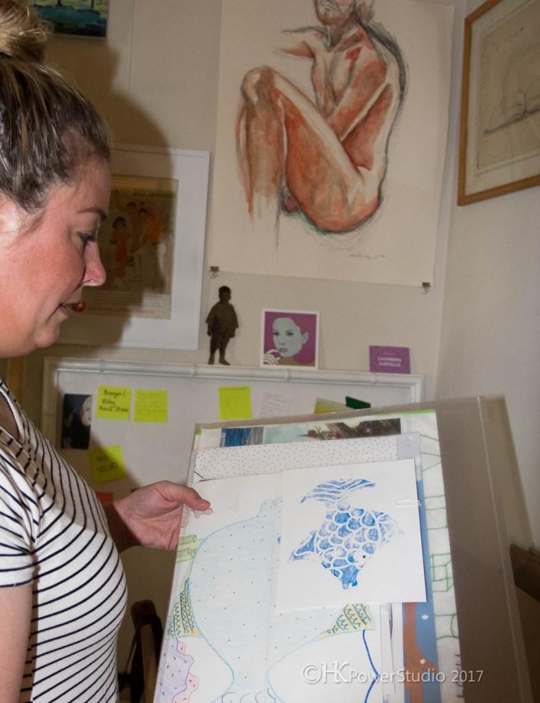 Chambers Austelle's Studio
