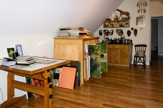 HKpowerStudio press :20 Ways to Organise your craft space via Houzz