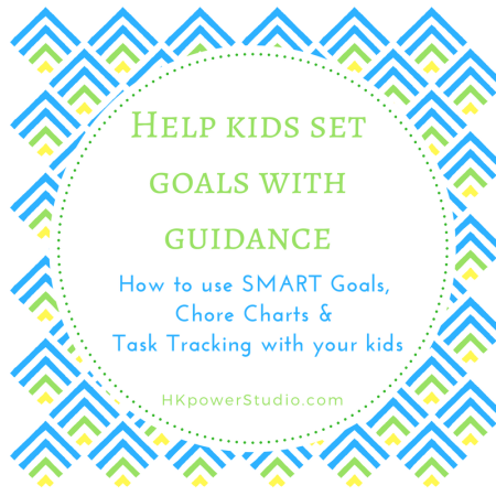 Help Kids set Goals