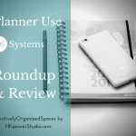 Planner Roundup and Review