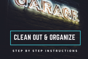 The Great Garage Organizing Challenge!
