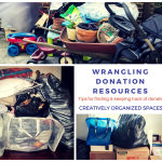 Wrangling Donation Resources