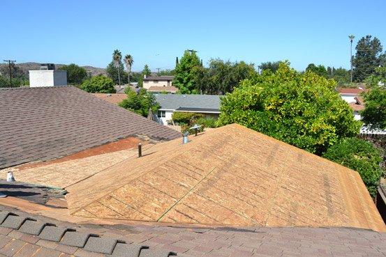 Roofing Contractor Repair Damage