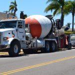 Concrete truck HKRemodel.com
