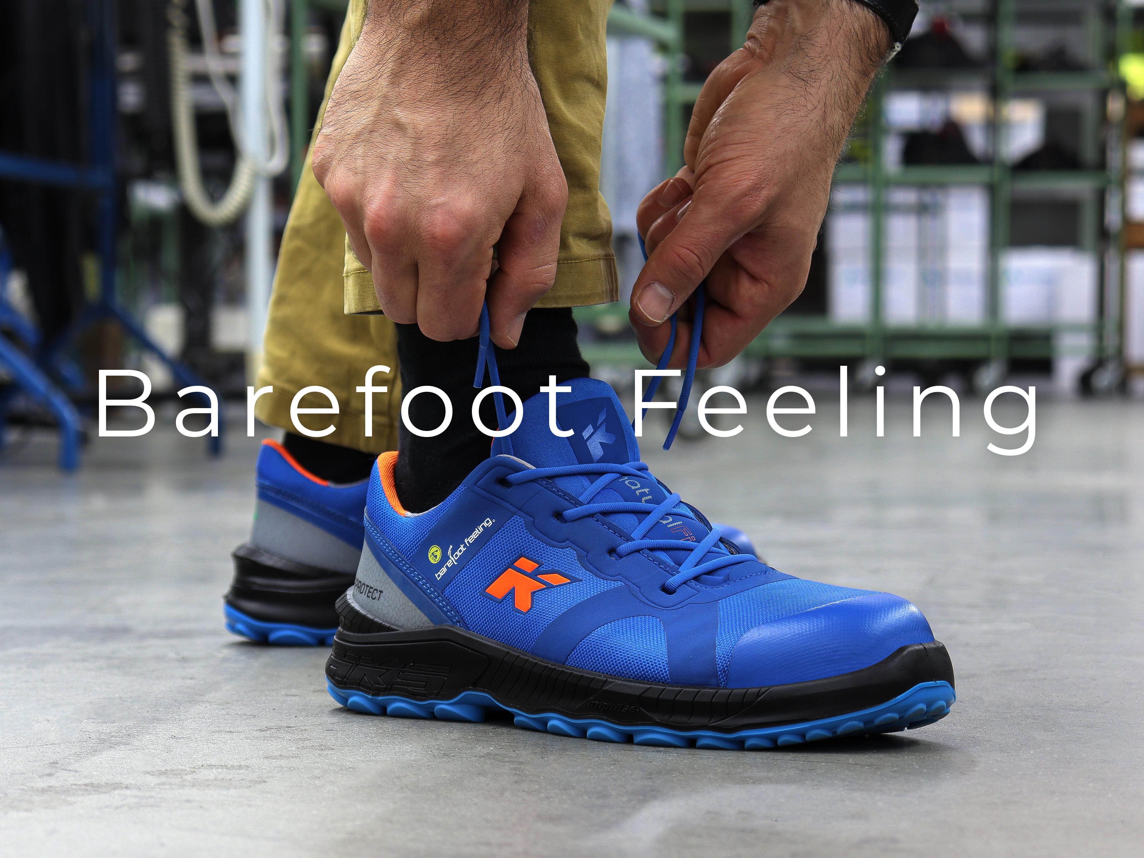 Barefoot Feeling