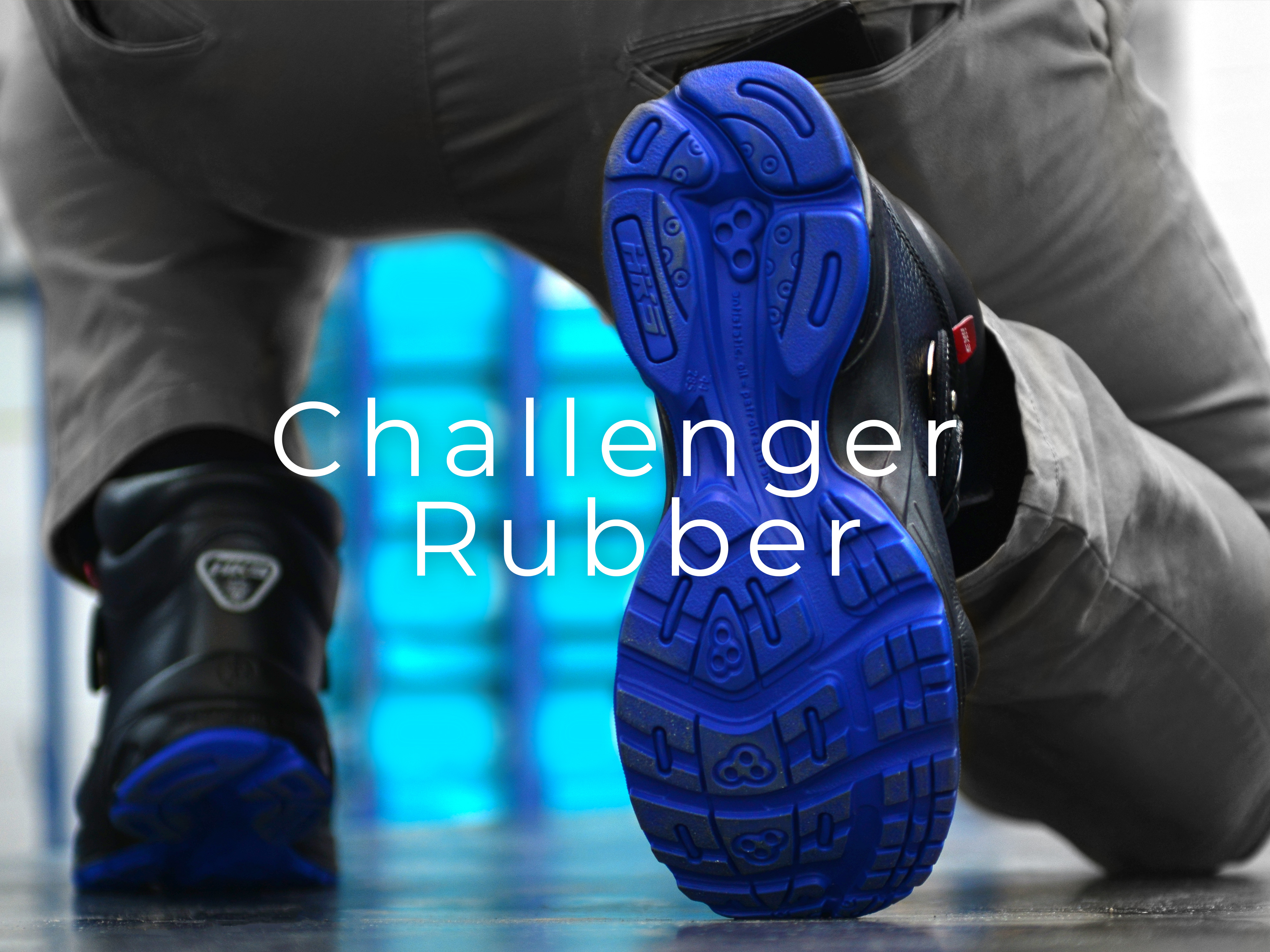 Challenger Rubber