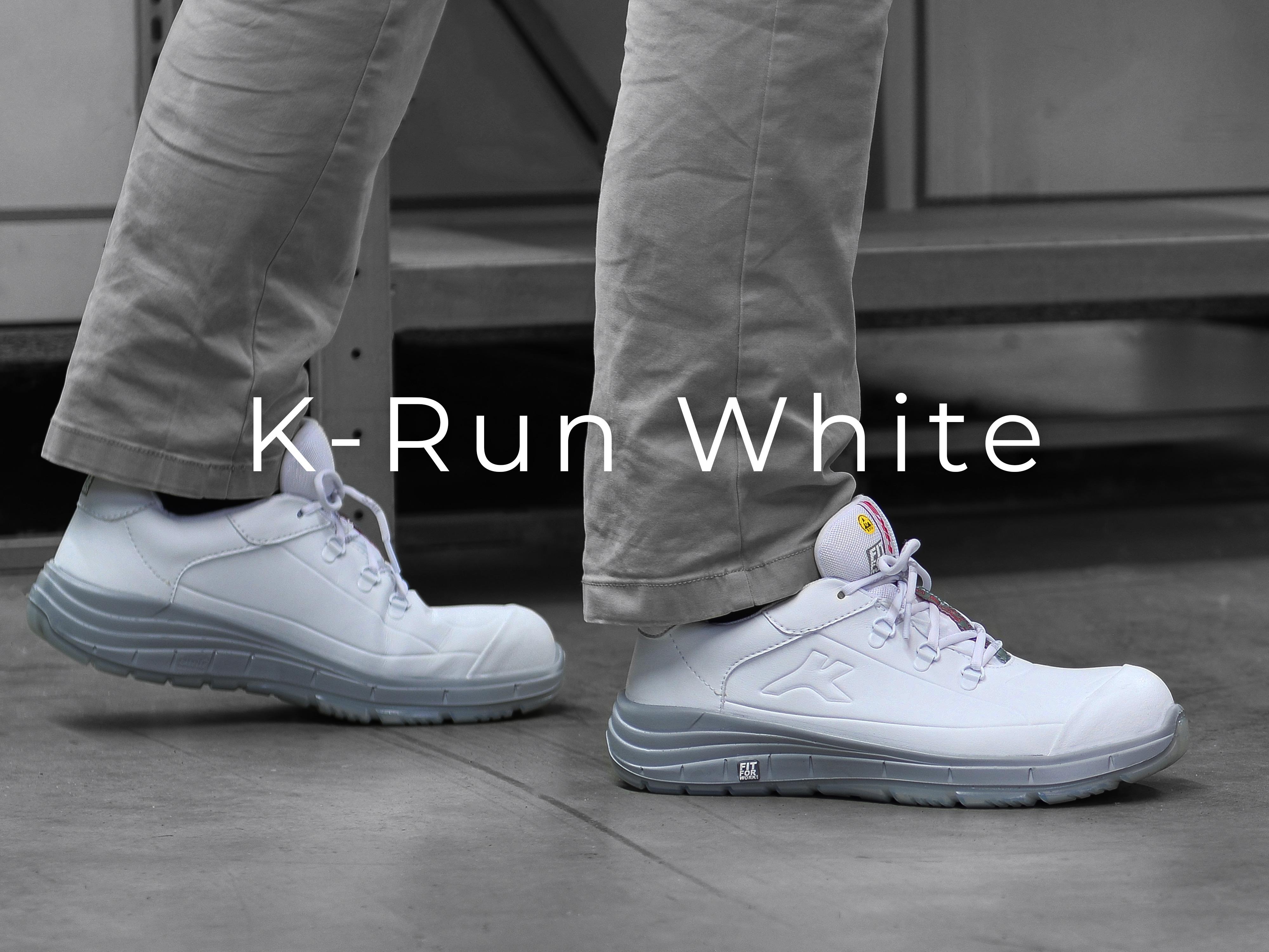 K-Run White