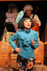 Rosalind Wong (Justine)