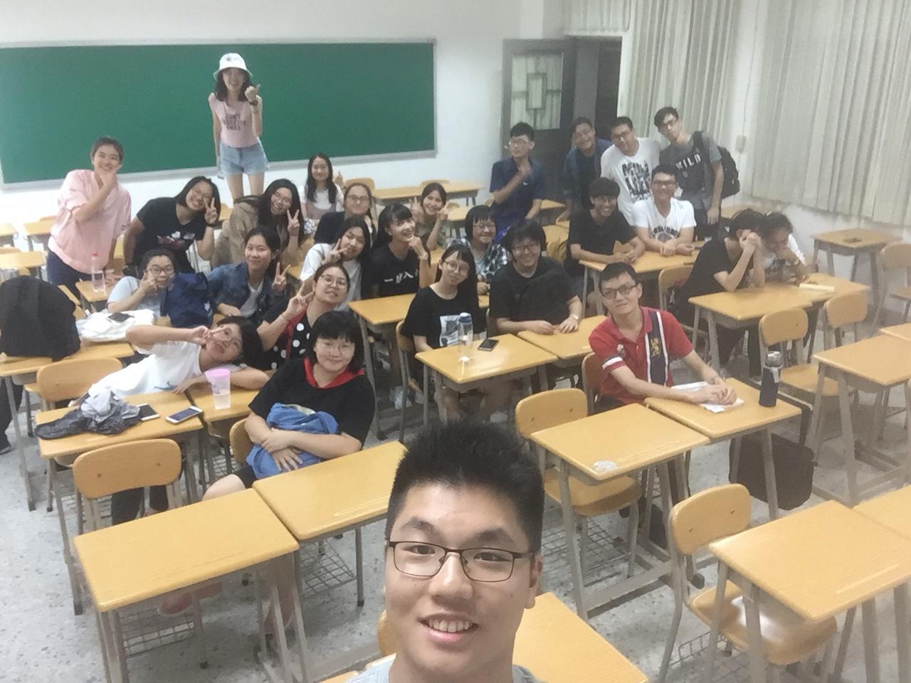開學第一課(ㄎㄞ ㄒㄩㄝˊㄉㄧˋㄧ ㄎㄜˋ) – 我在金門求學的日子 Student Days at Quemoy