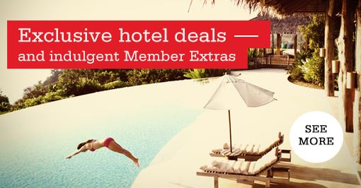 HotelClub Member Exclusives