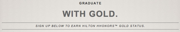 hilton instant gold mba