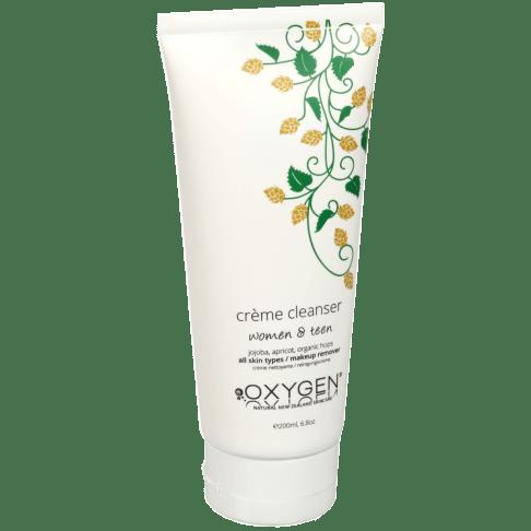OXYGEN - 清爽保濕潔面乳卸妝乳