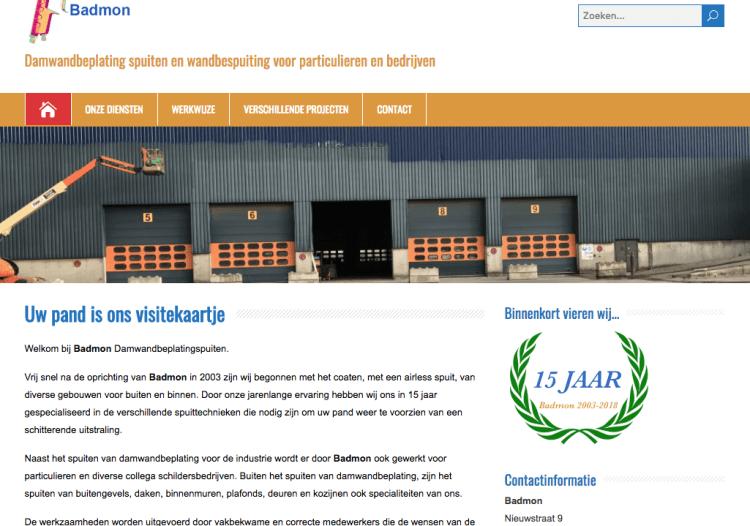 INFORMATIE WEBSITE. Deze website is gemaakt voor een klein bedrijf. Hierop staat informatie en enkele voorbeelden van de diensten van dit bedrijf.