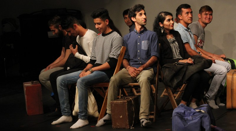 """Salad Bowl Culture"" - ein Jugendprojekt zur Integration"