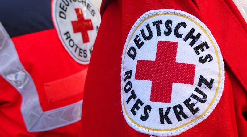 Die Helfer vor Ort sind bisher alle beim DRK