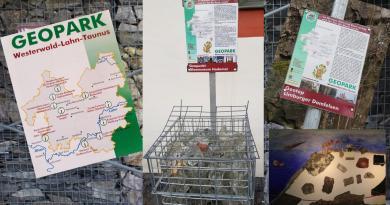 Der Geopark Westerwald-Lahn-Taunus gibt tiefe Einblicke in die geologische Geschichte der Region.