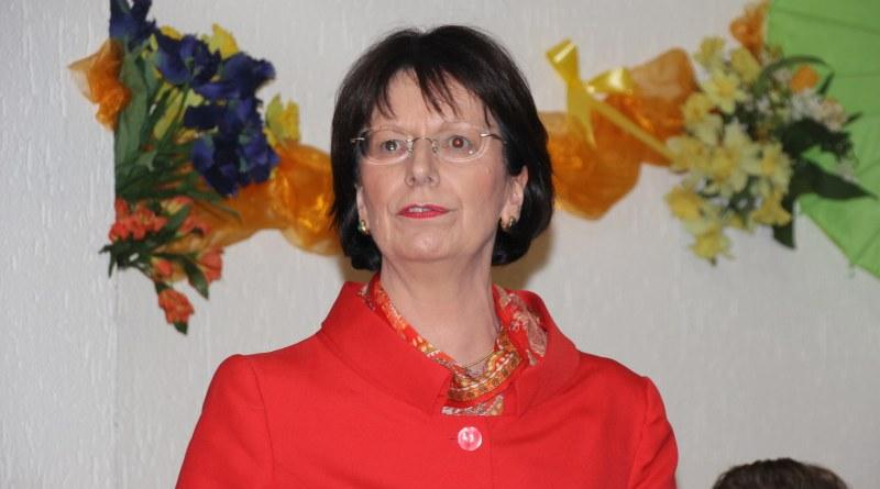 Marie-Luise Dött, umweltpolitische Sprecherin der CDU/CSU-Bundestagsfraktion, sprach in der Elzer Kneipendiskussion über ihre Sicht auf die Umwelt und den Klimaschutz.