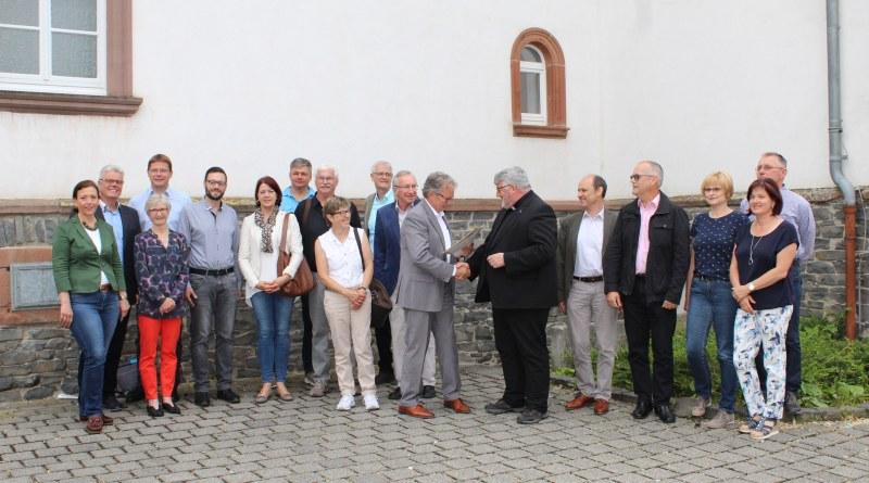 PM Landkreis – Förderung für barrierefreien Zugang in Obertiefenbach