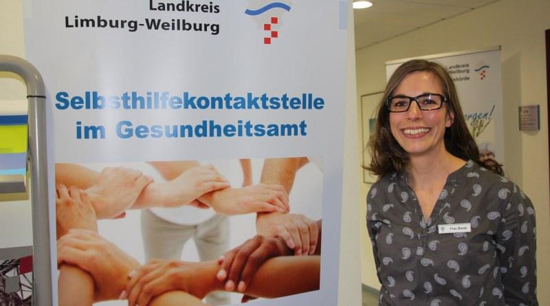 Im Interview mit Michelle Bautz von der Selbsthilfekontaktstelle Limburg-Weilburg