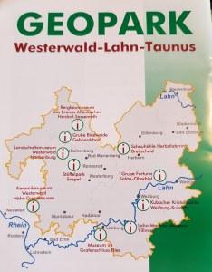 Der Geopark Westerwald-Lahn-Taunus lädt ein zum Entdecken interessanter Orte.