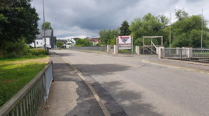 Die Brücke über den Elbbach in Elz wird bald abgerissen und neu gebaut.