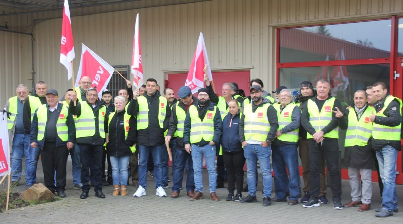 Busstreik Landkreis Limburg weilburg