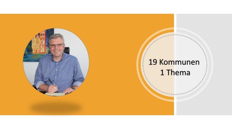 Dr. Marius Hahn Limburg 19 Kommunen, 1 Thema