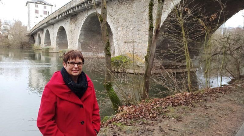 Birgit Geis Bürgermeisterkandidatin Limburg