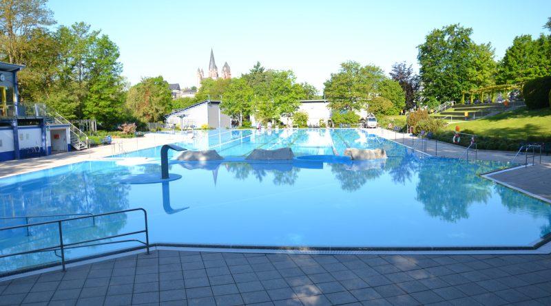 Schwimmbad Parkbad Limburg