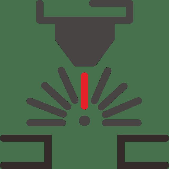 hl-co2-laser-machine-cutting-process