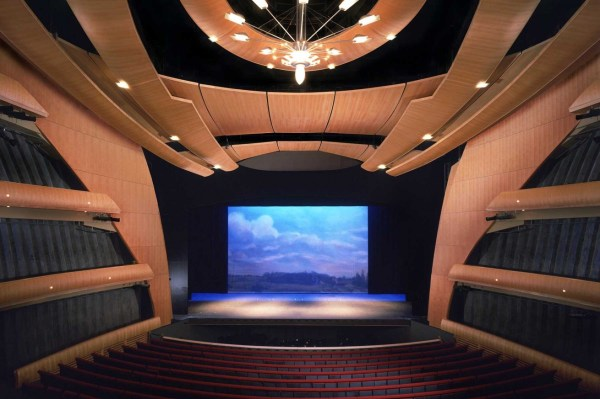 Ellie Caulkins Opera House Seating View | Elcho Table