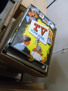 A TV guide in the archive