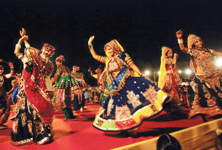 The Garba Festival 2019 In , Photos, Fair,Festival When Is