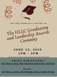 HLLC Graduation & Leadership Ceremony