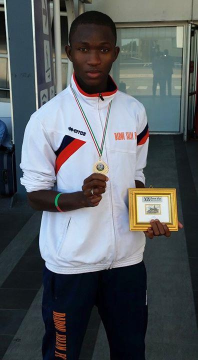Adama Koné : Meilleur Buteur du tournoi