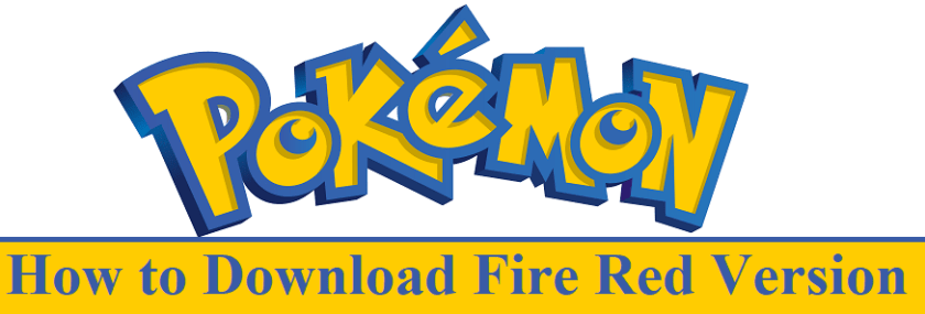 Download Pokemon Red Fire