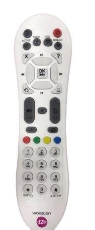 language Videocon D2H
