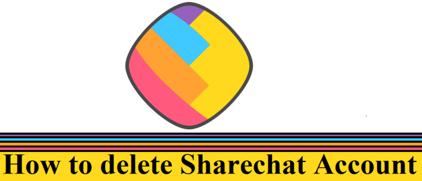 How to Delete Sharechat Account