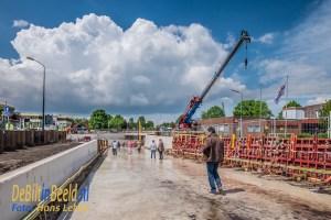 DeBiltinBeeld.nl Dag van de Bouw Tunnel Leyenseweg Bilthoven