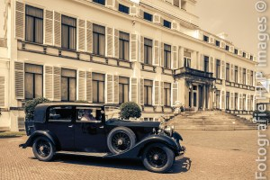 Rolls Royce Paleis Soestdijk